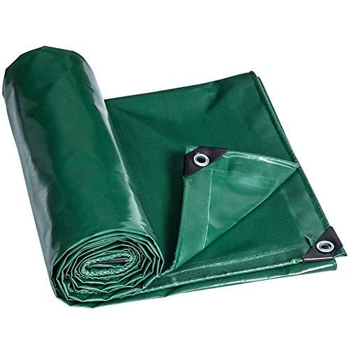 LJFPB Abdeckplane Verdickung und staubdicht Isolierung PVC-Leinwand 100% wasserdicht UV-Schutz Garten im Freien - 560 g/m², 0,48 mm (größe : 2x3m)