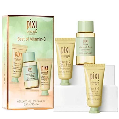 Pixi Best of Vitamin C- Mask, Toner & Moisturiser