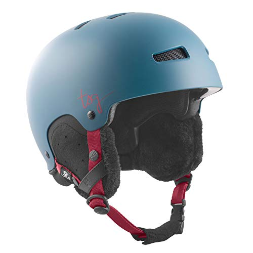 TSG Damen Helm Lotus Solid Color Helmet