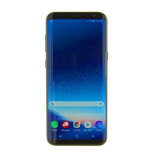 Samsung Galaxy S8+, 64GB, Midnight Black - For Verizon (Renewed)