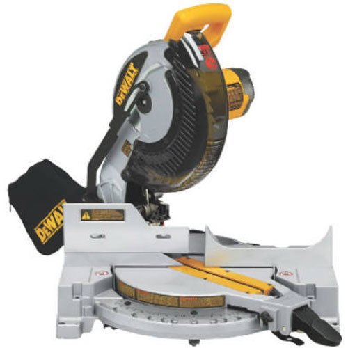 DEWALT 10-Inch Compound Miter Saw (DW713)