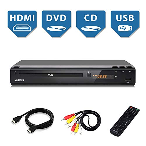 DVD Player, Megatek Home DVD Pla...