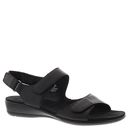 Easy Spirit Hartwell Women's Sandals BLACK 8.5 M Wmns