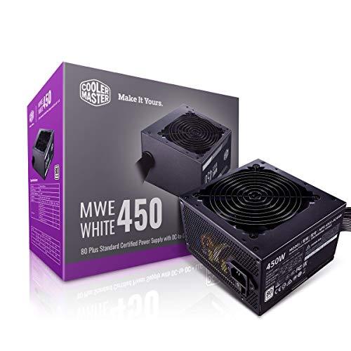 Cooler Master MWE White 450