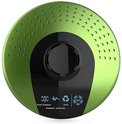 HFJKD DSHUJC Ultrasonic Pest Repellent Mice Repellent & Rat Repellent in Pest Repellent forAnt,Mosquito,Mice,Flea,Fly,Spider,Roach,Rat Green