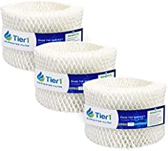 Tier1 HAC-504AW Comparable Honeywell HAC-504 Replacement Wick Filter for Honeywell Models HCM-530, HCM-535-20