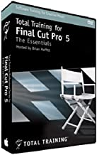 Total Training for Final Cut Pro 5: the Essentials DVD-Rom (Win/Mac)