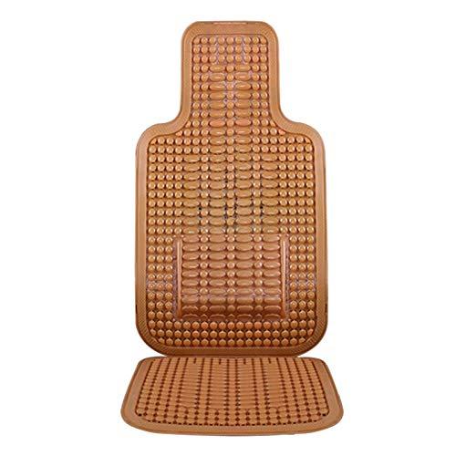 PERFECTHA PVC Kralen Massage Autostoel Cover Kussen Ademend Cool Zomer Lumbale Ondersteuning Kussen voor Auto moderne