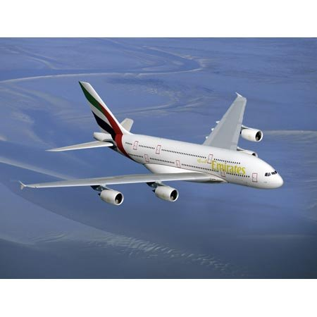 Revell Airbus A-380 Emirates