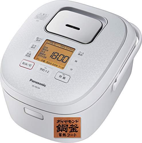 パナソニック『IHジャー炊飯器(SR-HB109)』