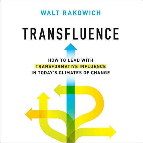 Transfluence Audiobook By Walt Rakowich cover art
