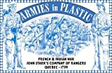 French & Indian War Quebec 1759 John Stark's Company of Rangers (16) 1/32 Armies In Plastic by Armies in Plastic