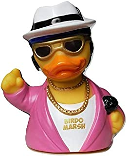 CelebriDucks Birdo Marsh 24K Mallard - Rubber Duck Bath Toy