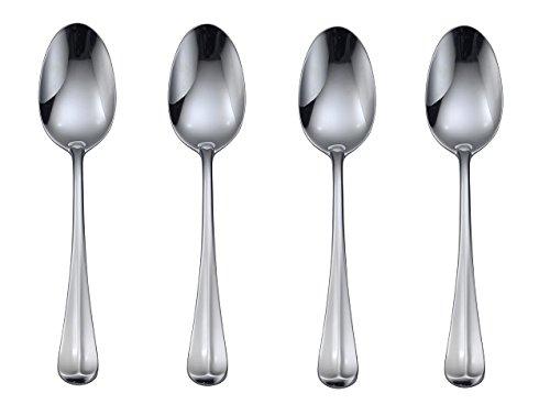Oneida Compose Set of 4 Teaspoons
