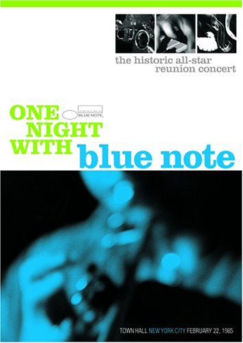 One Night With Blue Note [DVD]