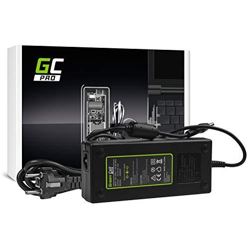 GC Pro Cargador para Portátil Lenovo IdeaPad Y510p Y550p Y560 Y570 Y580 Z500 Z570 MSI GE60 GE70 GP70 Ordenador Adaptador de Corriente (19.5V 6.15A 120W)