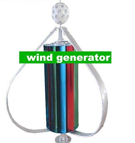 Gowe 200W Vertikal Wind Generator/Wind Turbine 12V/24V Auto unterscheiden, Käfig Typ