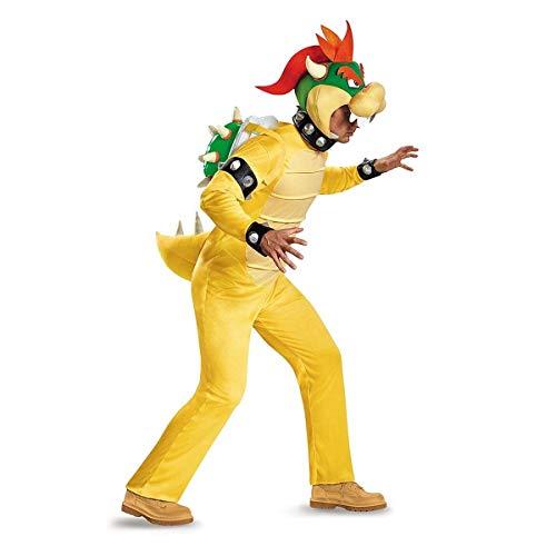 Nintendo Deluxe Disfraz Hombre (Pack de 3)