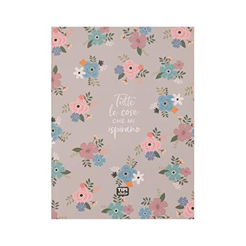 Mr. Wonderful Cuaderno A4 - Todas las cosas que me inspiran.