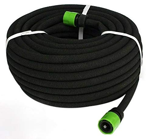 ADEPTNA 30 Metre Flexible Soaker Hose Pipe for Lawn Garden Watering Hose...