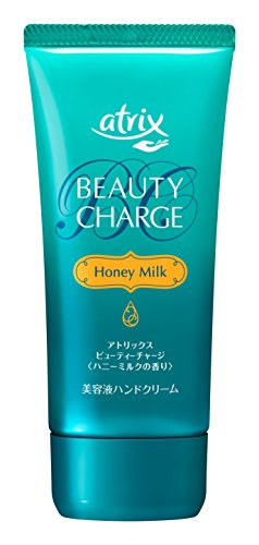 Kao atrix | Hand Care Cream | Beauty Charge Honey Milk 80g (japan import)