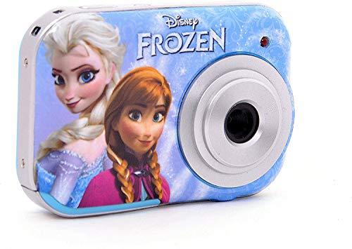 Disney Frozen Appareils Photo Numériques 0.3 Mpix Bleu