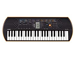 Casio SA76 Keyboard - Best Piano Keyboards and Digital Pianos