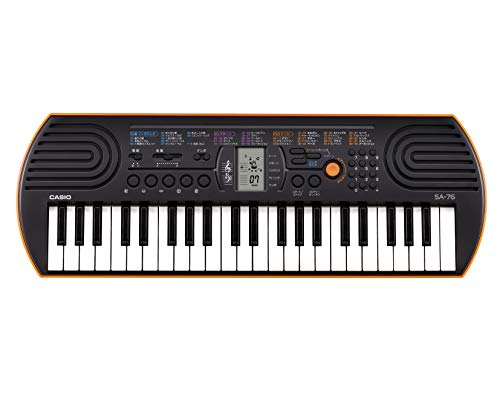 Casio SA76 44 mini Sized Keys 100 Tones