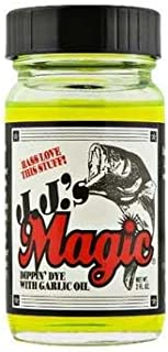 The Reel Shot JJ's Magic Dippin Dye (Chartreuse, 2 oz.)