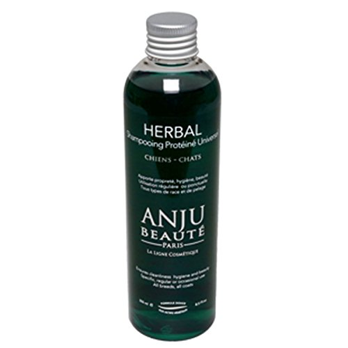 Anju Beauté Herbal Shampooing Chien Protéiné 250ml de