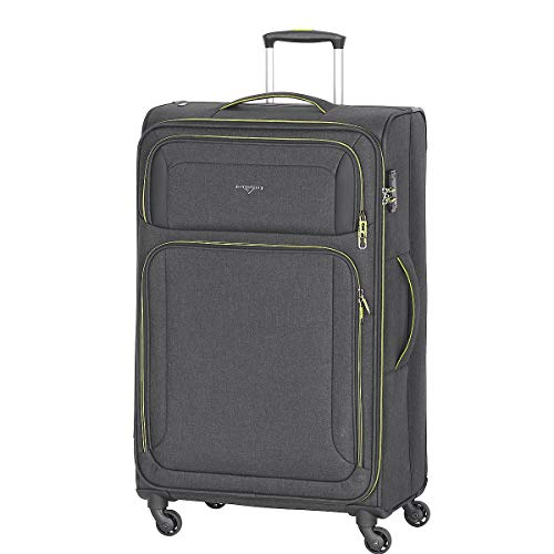 Hardware Airstream 4-Rollen-Trolley 78 cm anthrazit-Lemon