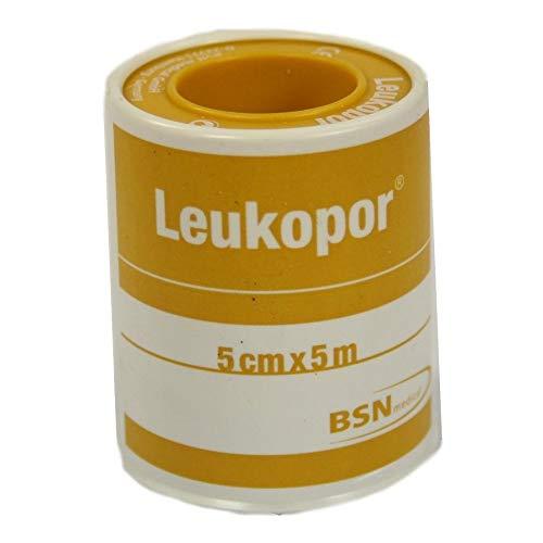 Leukopor 5 cmx5 m, 1 St