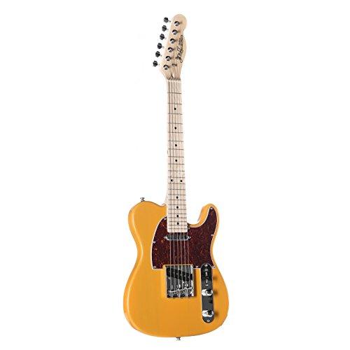 Gitarre für Kinder Jack & Danny tl-mini BSB Butterscotch Blonde