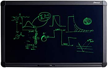Blackboard 55 by Boogie Board - Large, Erasable Board for Diagrams and Teaching - Authentic Boogie Board