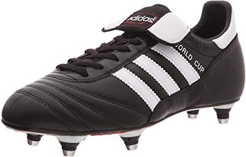 adidas Herren World Cup Fußballschuhe, Schwarz (Black/Running White Ftw), 46 EU
