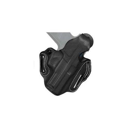 DeSantis 2000867 RH Black Thumb Break Scabbard Holster-Sig P239