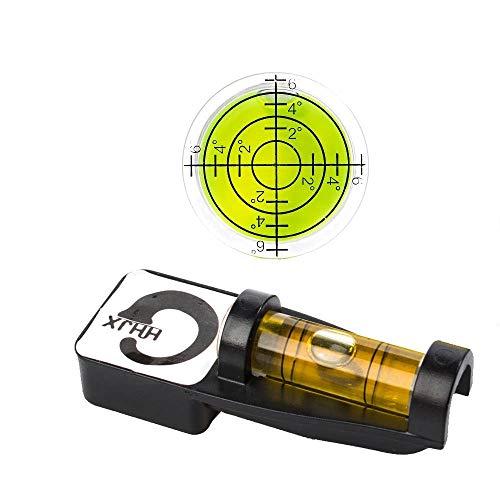 GHHJX Gunsmith Level, Professional Gunsmith Magnetic Leveling Tool,Set of 2 (Circular)