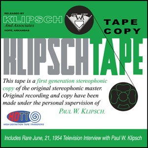 Price comparison product image Klipsch Tape Reissues