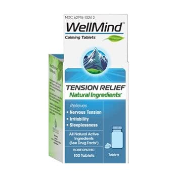 Wellmind Tension Relief(New Neurexan) 100 Tabs