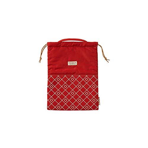 ONOFF(オノフ) シューズケース Equipment for Lady シューズケース OC0719-03 RED レッド