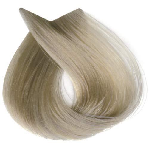 Tahe Organic Care Dauerhafter Farbstoff Haar-Farbe, Nein.100.02 Natural Pearl Platinum, 100 ml