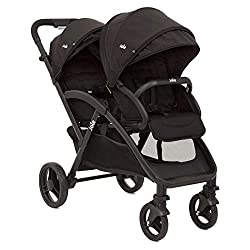 At just 10 kg, I am one of the lightest sibling prams and at the same time folded so compactly that I fit in small cars too.