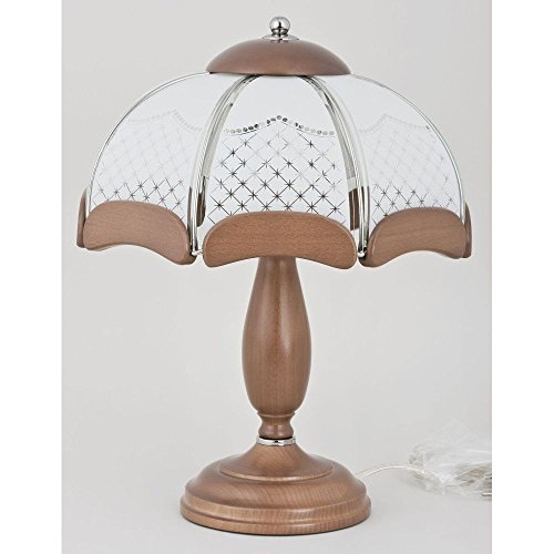 ALFA ITALIA 2 Lampe de table Lampadaire de lumière de nuit