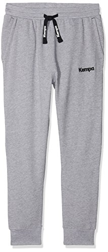 Kempa Erwachsene Core 2.0 Modern Pants, Dark grau Melange, S
