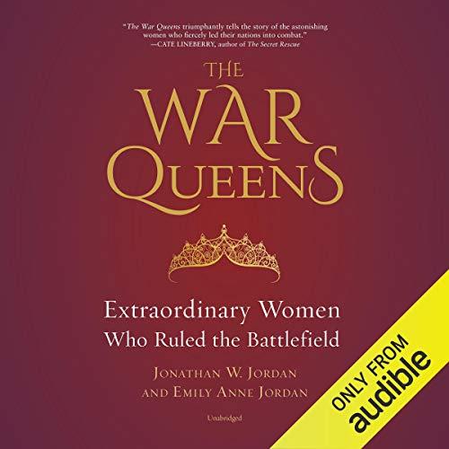 The War Queens cover art