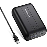 Poweradd 26800mAh Portable Power Bank with 4 USB Charging Ports