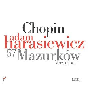 Fryderyk Chopin: 57 Mazurków / Mazurkas