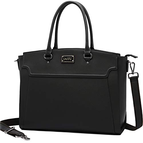 15.6″ Classic Laptop Tote Bag for Women $15.99 (60% Off)