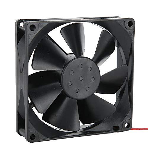 Enfriador de CPU, Ventilador de enfriamiento de Bolas Dobles de 24 V...