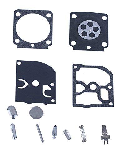 OxoxO - Kit de reparación de Juntas de carburador para Stihl BG55 HS45 FS55 FS38 MM55 Zama RB-100 C1Q-Sserires
